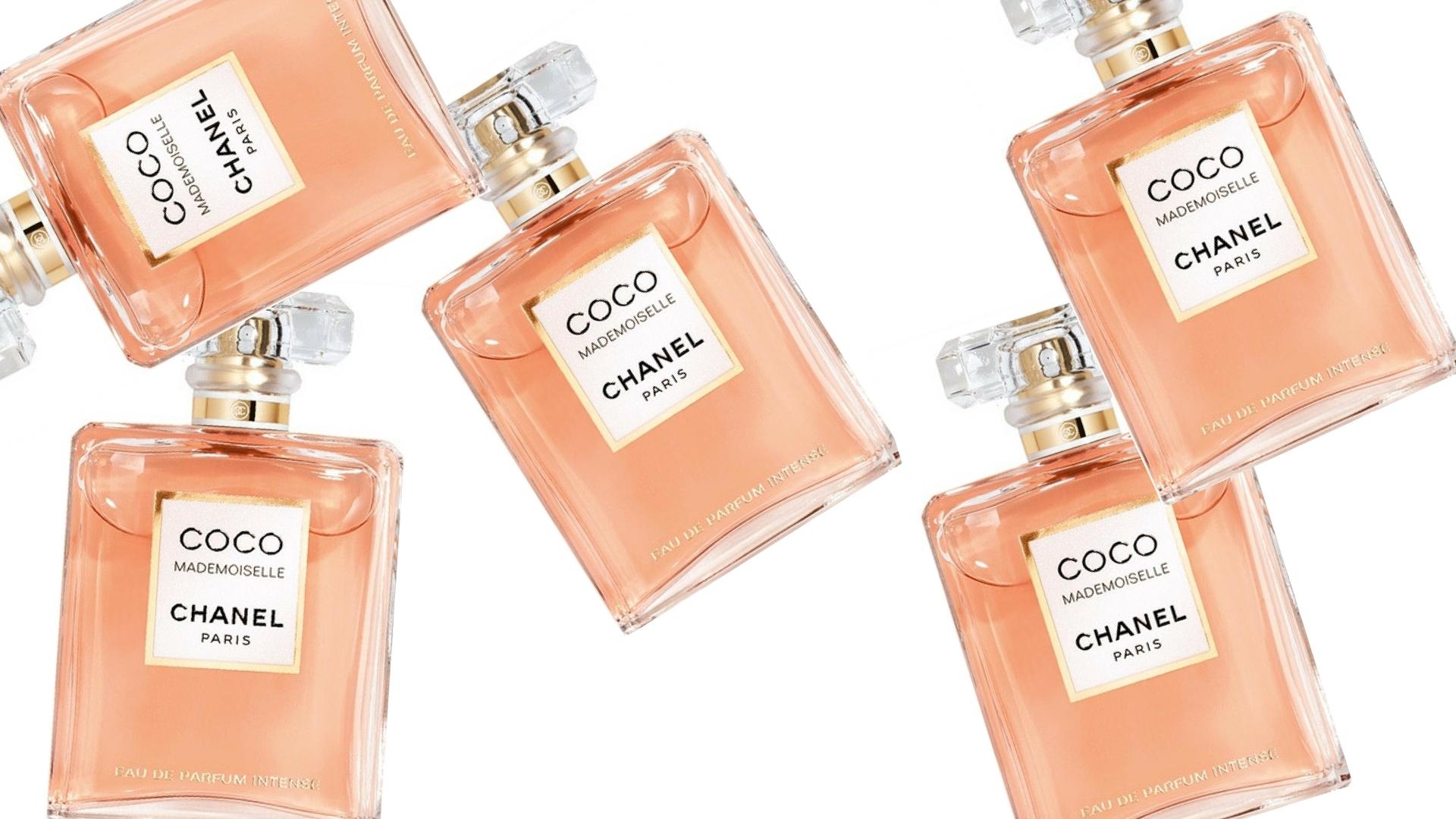 New Coco Mademoiselle Intense Eau De Parfum Angela Van Rose