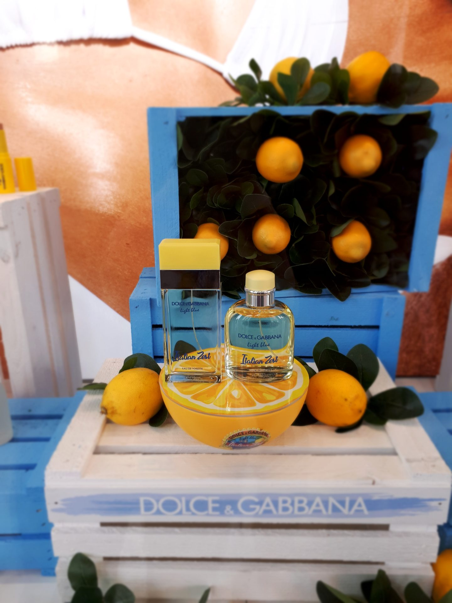Dolce & Gabbana Light Blue Italian Zest Review