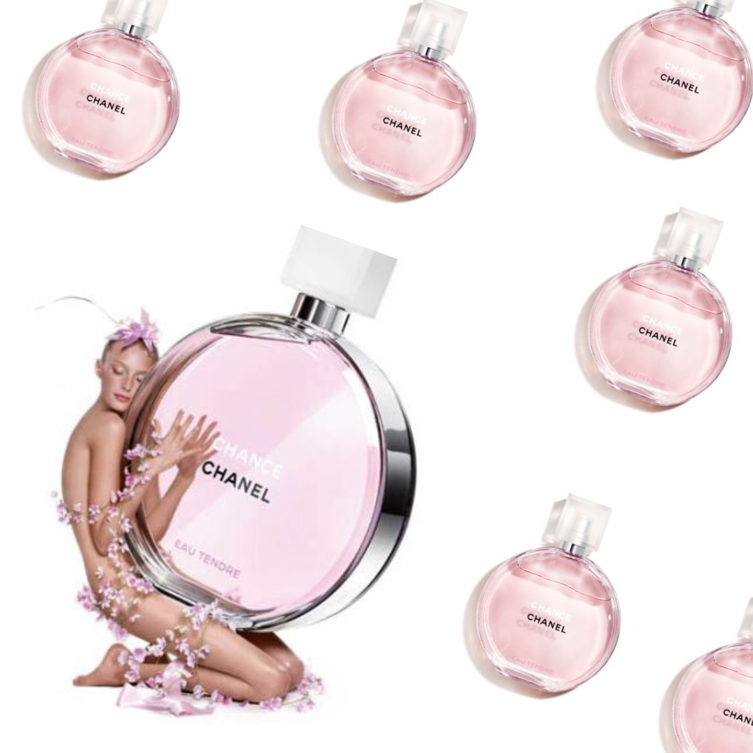 7427abf0fc A new version of Chanel Eau Tendre launches in January 2019 - Angela ...