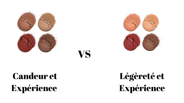 Candeur et Expérience vs Légèreté et Expérience